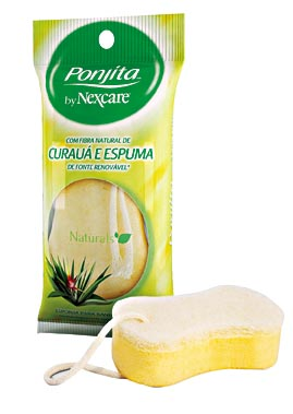 30% Off: Esponja Esfoliante para Banho PONJITA 3M!