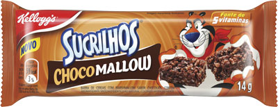30% Off: Cereal em Barra KELLOGG'S ChocoMallow 42g!
