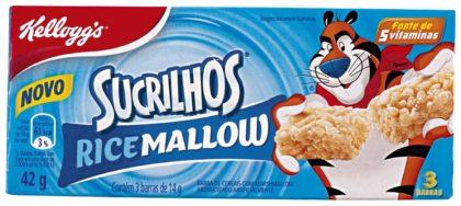 30% Off: Cereal em Barra KELLOGG'S RiceMallow 42g!