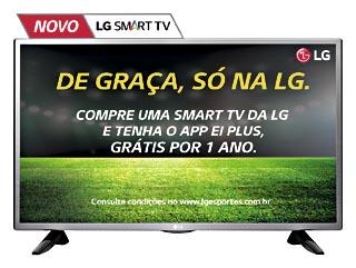 10% de desconto: TVLED 32 LG Smart LH570B HD!