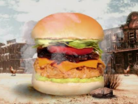 Combo Burger Colorado + Fritas + Taça Melts 2×1: Pague 1 e leve 2 por R$54