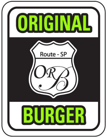 Logo Original Burger