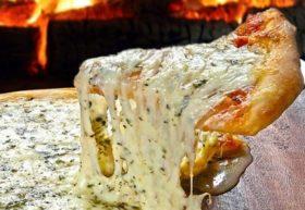 Qualquer Pizza do Cardápio por R$25,00