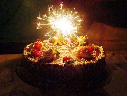 Comemore o seu aniversário no La Lupitta: Ganhe Bolo GRÁTIS acima de 8 convidados!