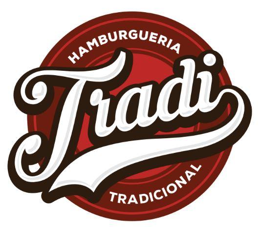 Logo Hamburgueria Tradi