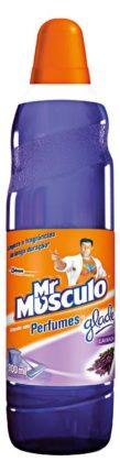 Limpador para Casa Perfumada Mr MUSCULO de Lavanda 900ml!
