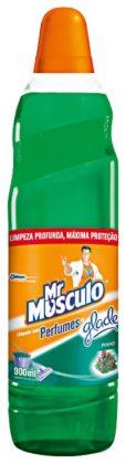Limpador para Casa Perfumado Mr MUSCULO 900ml!