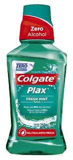 Enxágue Bucal COLGATE Plax vários tipos 250ml!