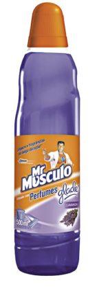 Limpador para Casa Perfumado Mr MUSCULO Lavanda 500ml!