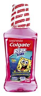 Enxágue Bucal Kids Plax COLGATE 250ml!