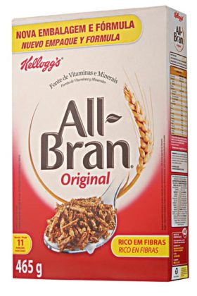 All Bran Flakes Original KELLOGG'S 465g!