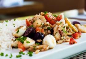 Deliciosos Pratos com 40% OFF! Escalope, Paillard, Bacalhau à Baiana e Agnolotti