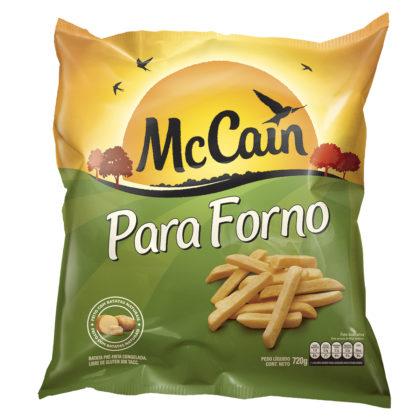 Batata Congelada MCCAIN Para Forno Pacote 720g!