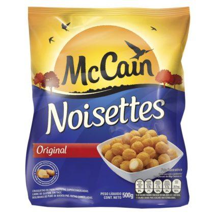 Batata Congelada MCCAIN Noisettes Pacote 500g!