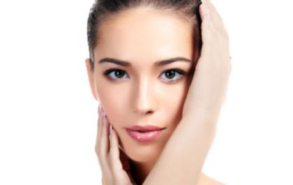 Hidratação Facial com Terapia Led, Máscara Hidratante, Esfoliação, Sérum Hidratante mais