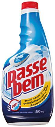 Passa Roupas PASSE BEM Refil 500ml!