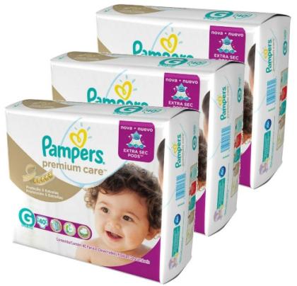 Cupom de 5% OFF em Bebê, Mamãe e Fraldas nas compras acima de R$100