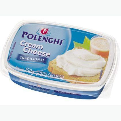 Cream Cheese POLENGHI Pote 150g! Vários tipos