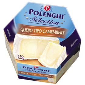 Queijo Camembert POLENGHI 125g!