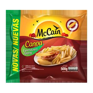 Batata Congelada MCCAIN Canoa Pacote 500g!