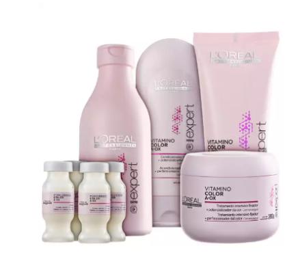 Cupom de 15% de desconto em produtos L'Oréal Professionnel