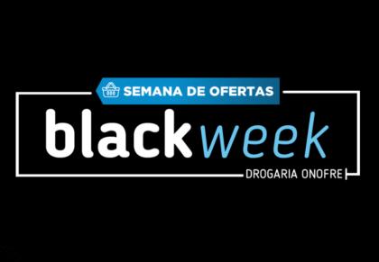Black Week Onofre: seleção de produtos com até 80% de desconto!