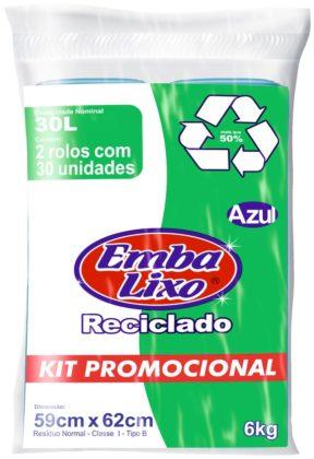 20% OFF: Sacos para lixo Embalixo! APENAS NOS DIAS 18, 19 E 20/11