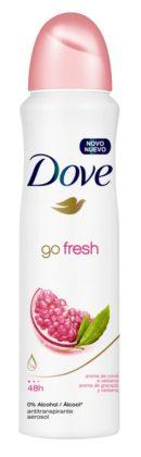 Leve 3, Pague 2: Desodorante Dove Aerosol ou Roll! APENAS NOS DIAS 18, 19 E 20/11