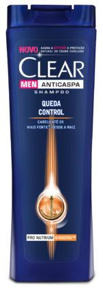 30% de desconto: Shampoo Anticaspa CLEAR Men 400ML! Vários Tipos