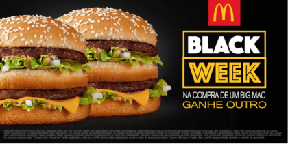 Black Week - Big Mac 2x1