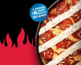 BLACK FRIDAY: 50% OFF em Pizza Pan, Acompanhamentos e Sobremesas (PEDIDOS ONLINE)