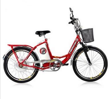 Bicicleta Elétrica Track, de R$2839,90 por R$2555,91!