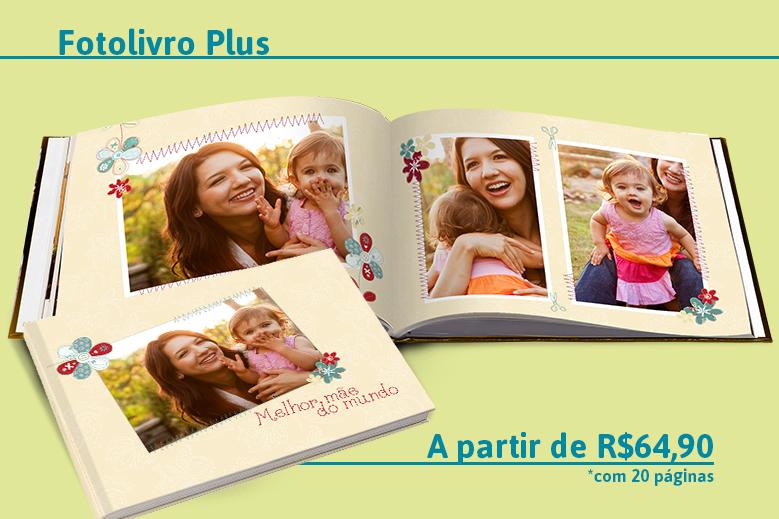 Fotolivros e Fotopresentes com 10% OFF nas compras acima de R$100!