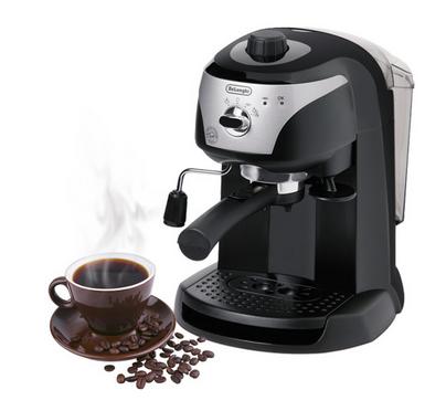 Máquina de Café Espresso Doppio Sapore De'Longhi EC220!