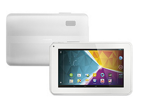 Tablet Philips Android 4.1 Wi-Fi Tela 7