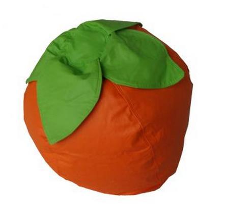 Puff Frutinha Laranja Courino por apenas R$75,90!
