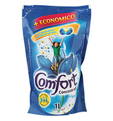 30% Off: Amaciante Comfort 1 litro!