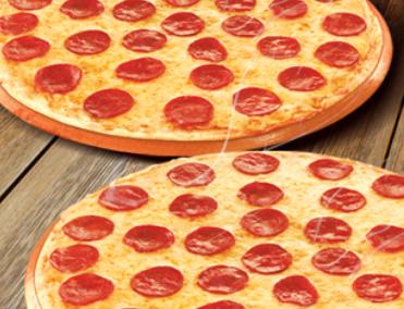 Toda terça tem Pizza Família e super Família em Dose Dupla!