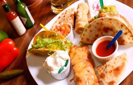 Jantar: Rodízio Mexicano completo por apenas R$25,90!
