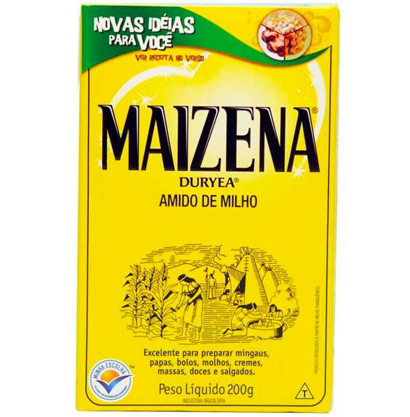 30% Off: Amido de Milho Maizena Caixa 200g!
