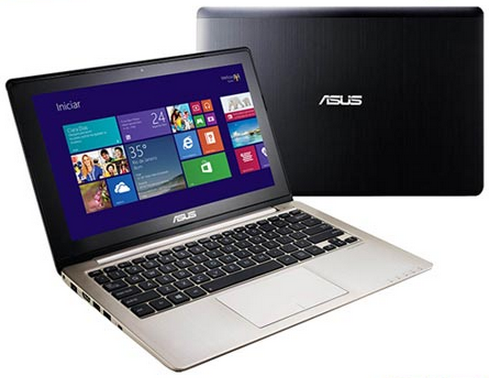 Notebook Asus VivoBook 500GB Windows 8!