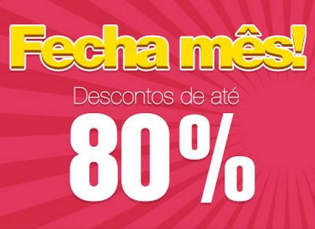 Fecha Mês Bebê Store! Descontos de até 80% em Roupas, Calçados, Brinquedos, Móveis e mais!