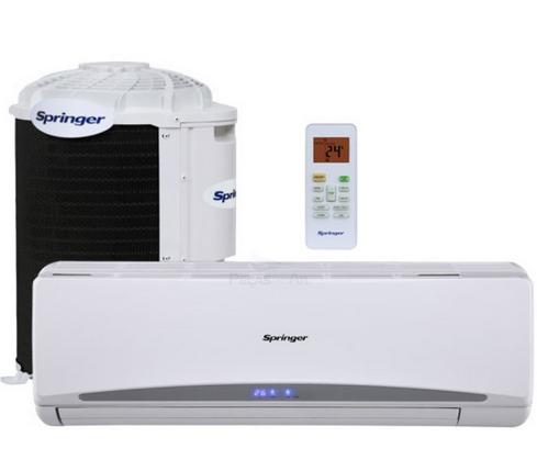 Ar-Condicionado Split Springer WAY 220V com 33% de desconto!