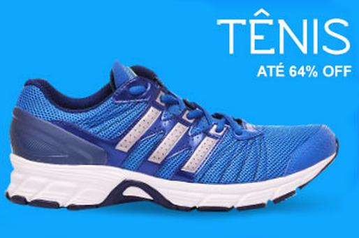 Semana do Consumidor: Compre seu Tênis com até 64% de desconto!