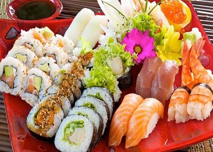 Rodízio Japonês + Sobremesa para 2 pessoas por apenas R$66!