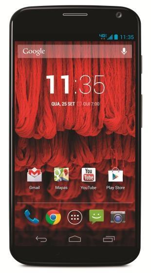 Motorola Moto X™ Preto Desbloqueado Android 4 2 Processador 1 7 Ghz Dual Core Camera 10 Mpx