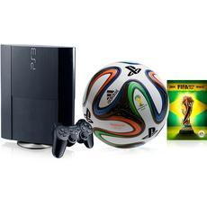 Pre Venda: Console Playstation 3 Slim 250gb Copa do Mundo Fifa