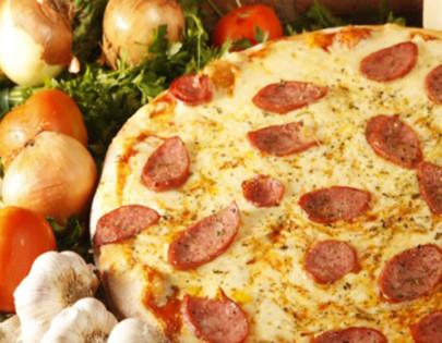 Delivery: 2 Pizzas Gigantes com 29% de desconto