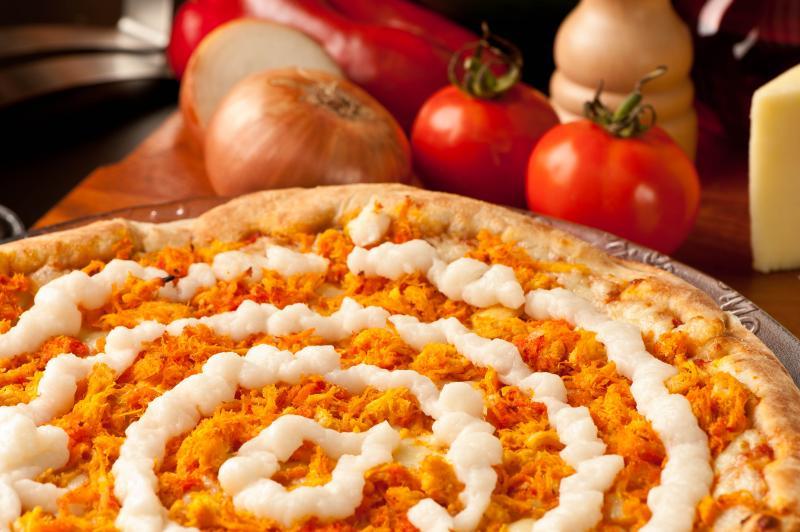 1 Pizza Grande + 1 Pizza Média Doce com 33% de desconto