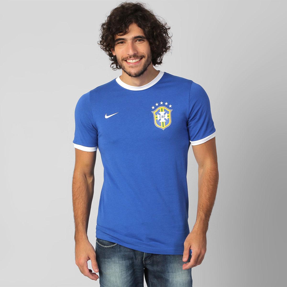 Amiseta Nike Selecao Brasil 2014